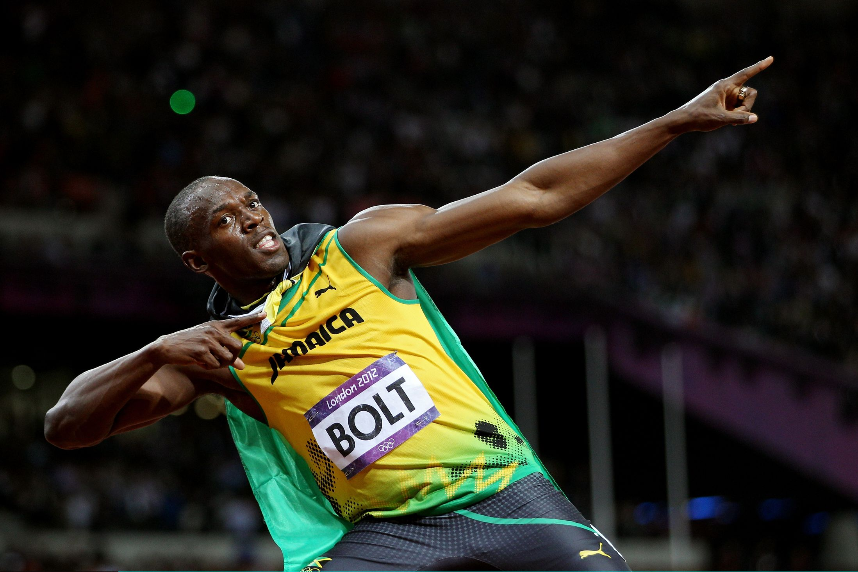 نتيجة بحث الصور عن Usain Bolt