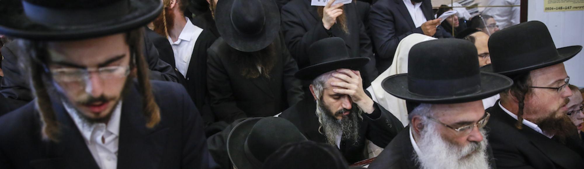 Hasidic jewish midget