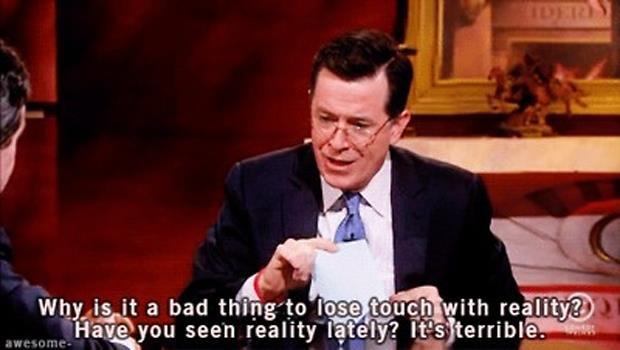 Colbert quote