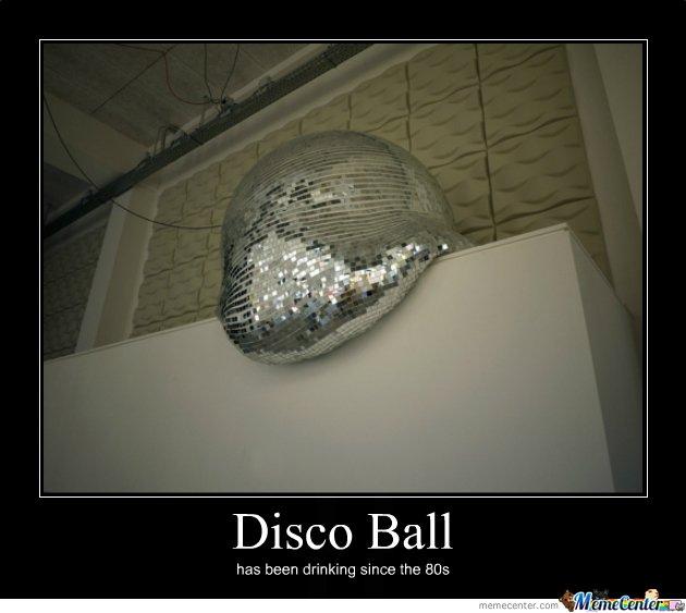 Disco Ball 80s